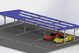 Photovotaic Carport Series